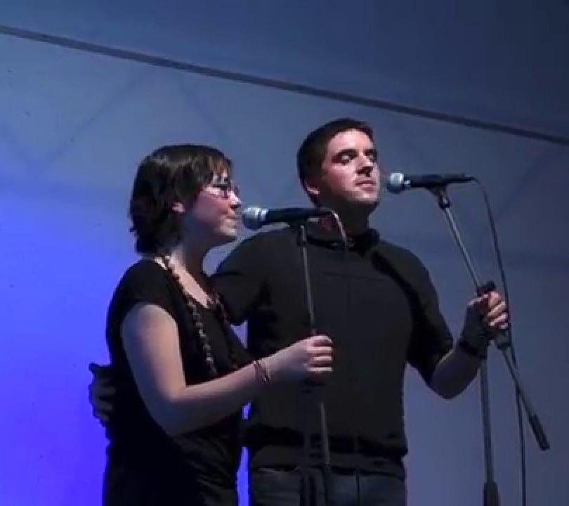 Sandie et Guillaume