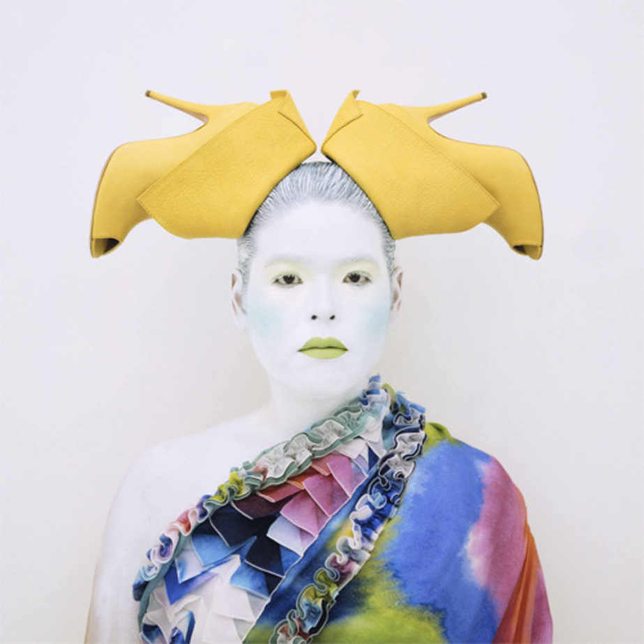Painting (Minotaur by Picasso). Self-portrait