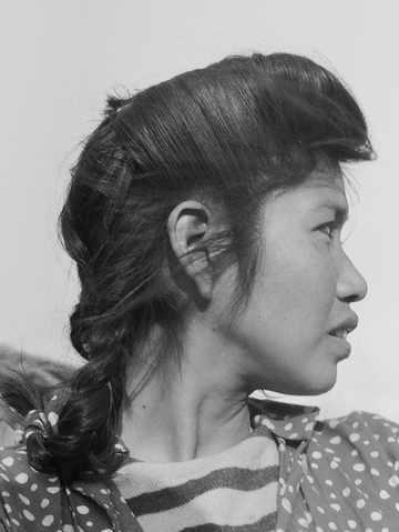 """Mujer Toba - 3 ""   Grete Stern"