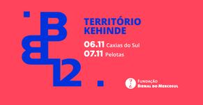 Caxias do Sul e Pelotas recebem ações da Bienal 12