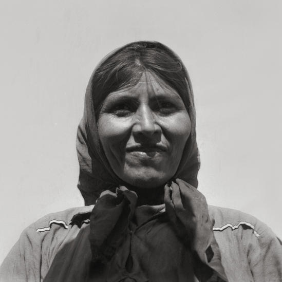 Grete Stern - Mujer de la familia del ca