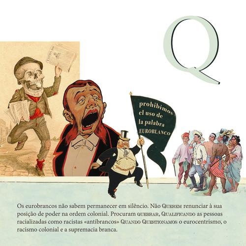 DANIELA ORTIZ - Abc da Europa Racista PO