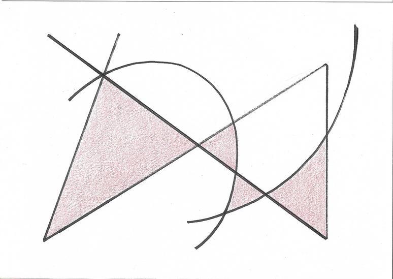 GETA BRATESCU - Untitled - The line - GB
