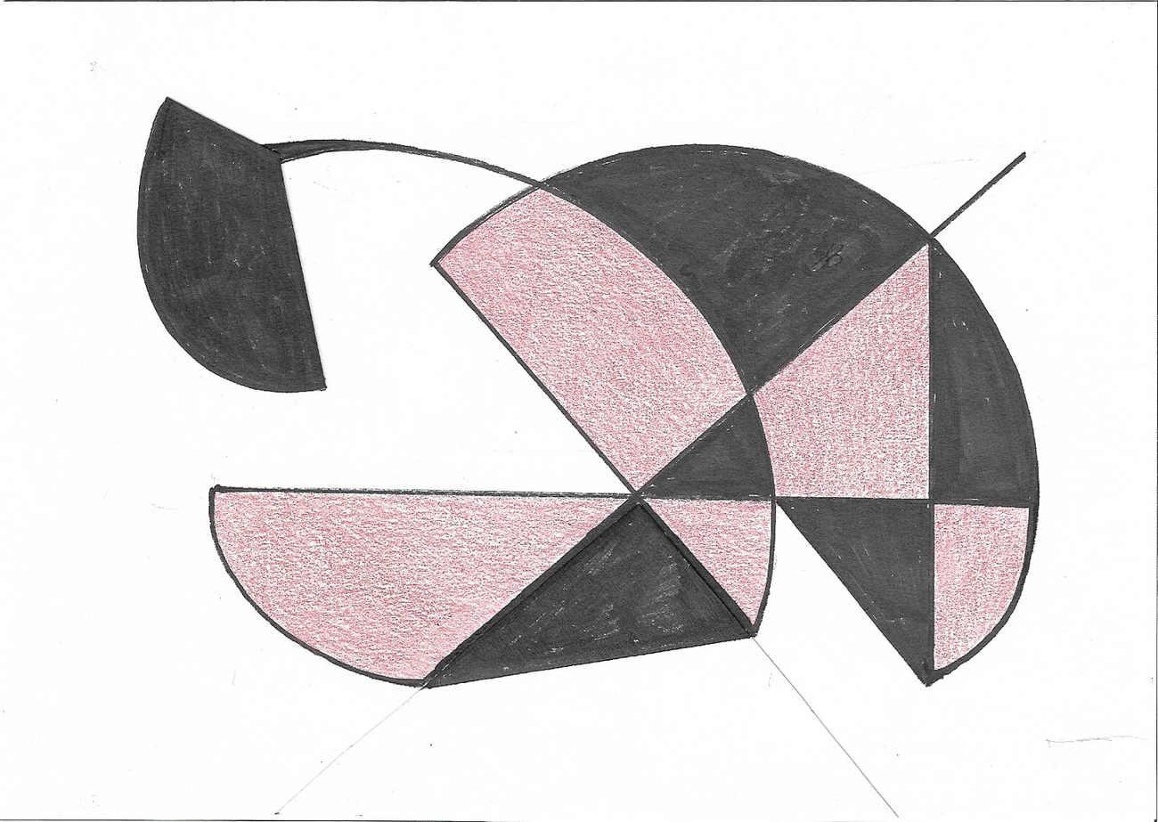 Fara titlu (Linia) / Untitled (The Line) 2013
