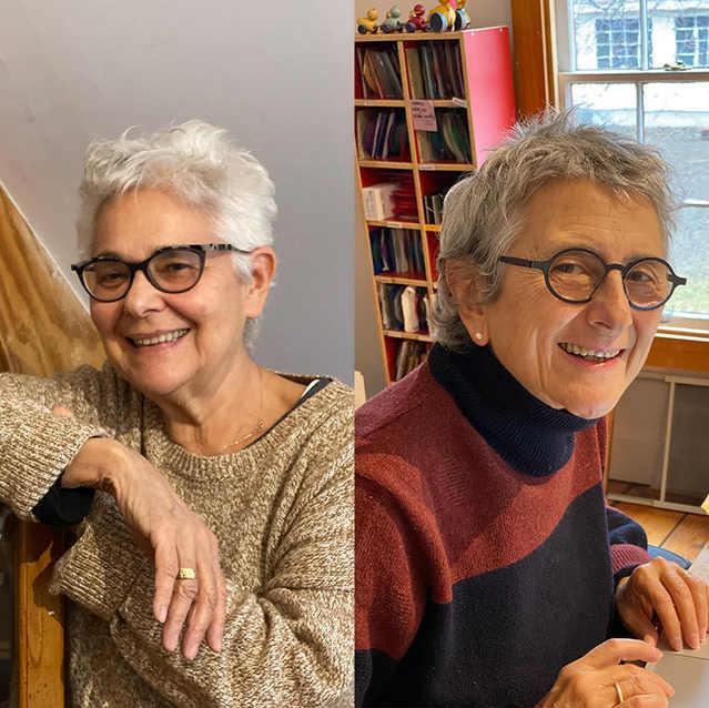 Liliana Porter e Ana Tiscornia