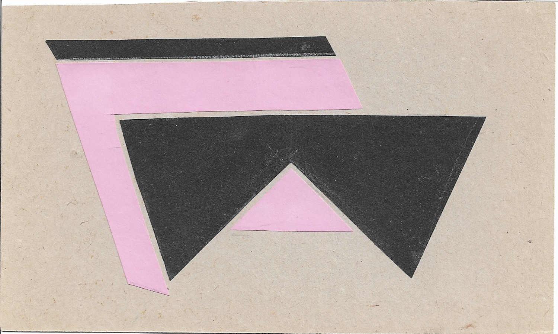 Fără titlu (Jocul formelor) / Untitled (Game of Forms) 2013