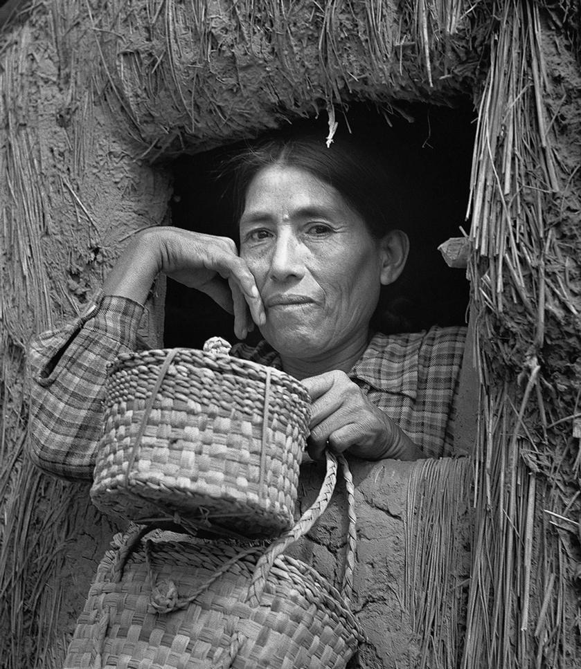 Grete Stern - Mujer toba -2.jpg