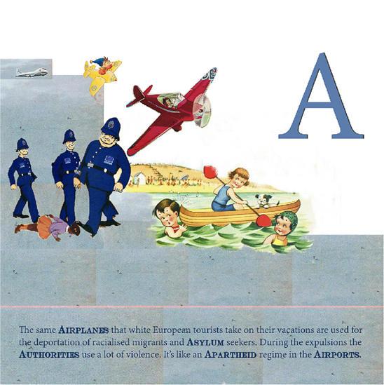 DANIELA ORTIZ - ABC OF RACIST EUROPE - A