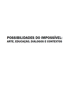 Possibilidades do Impossível - Livro do Programa Educativo da 10ª Bienal do Mercosul