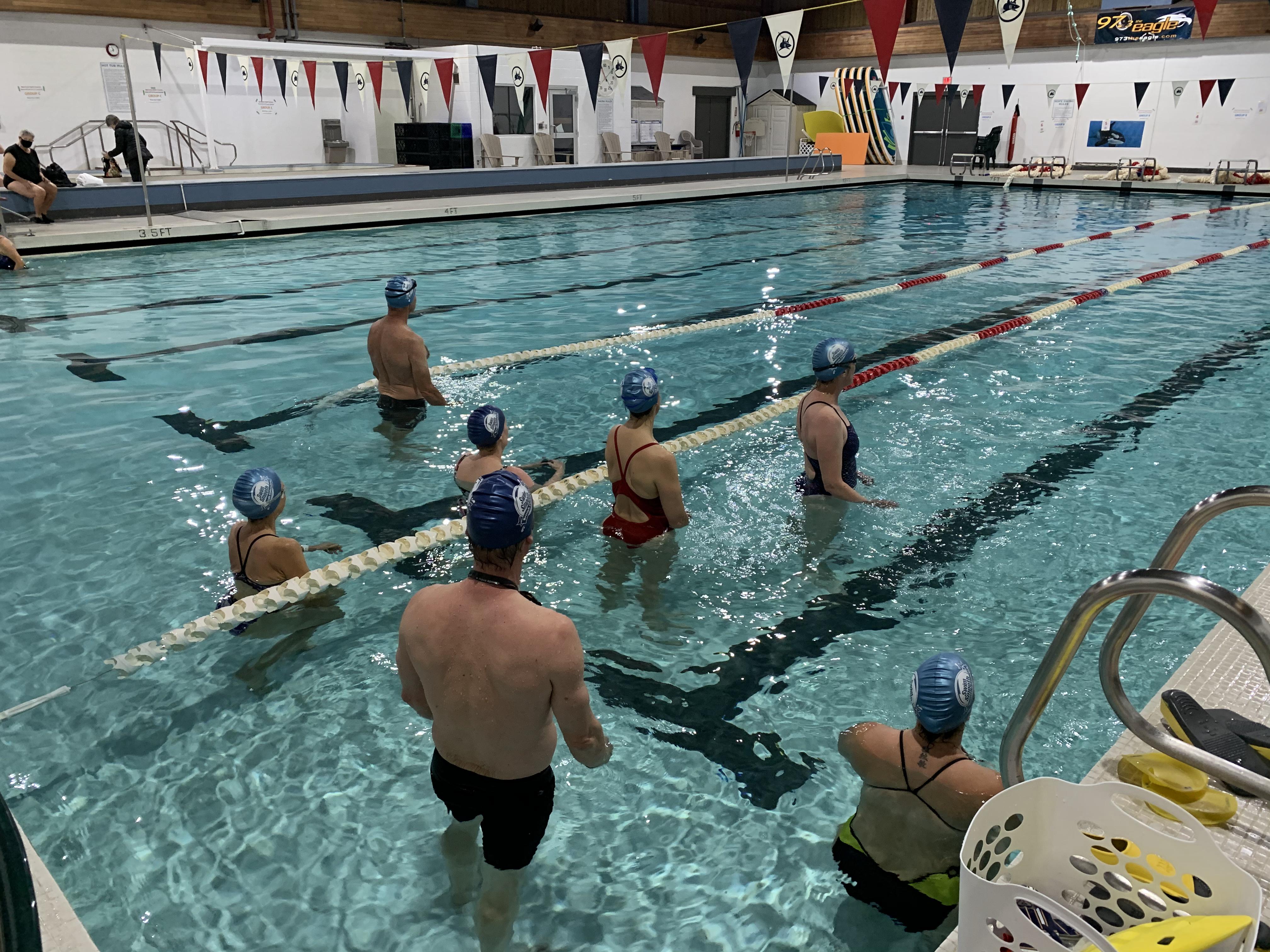 Tuesday Squad Swim Program - 12 Weeks