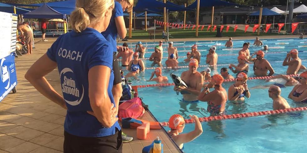 Fall Squad Swimming 2021