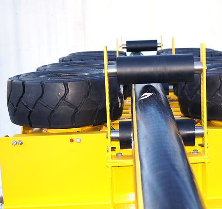 AHS offers rental cable handling equipment such as cable tensioners and HPUs, which are designed and manufactured in-house, so we can make modifications and adaptations to fit customer needs