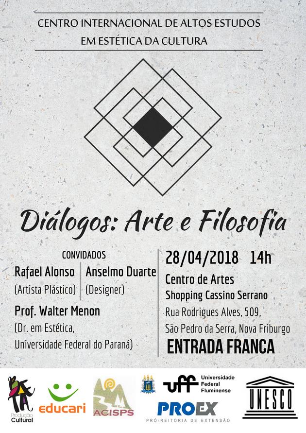 Diálogos: Arte e Filosofia