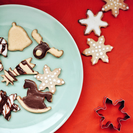 Gluten Free Christmas Cut-Out Cookies