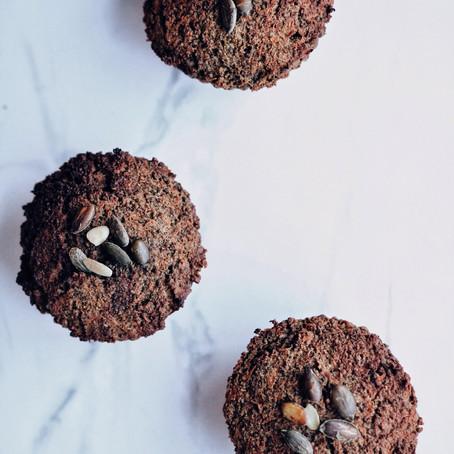 Paleo Carrot and Pumpkin Muffins