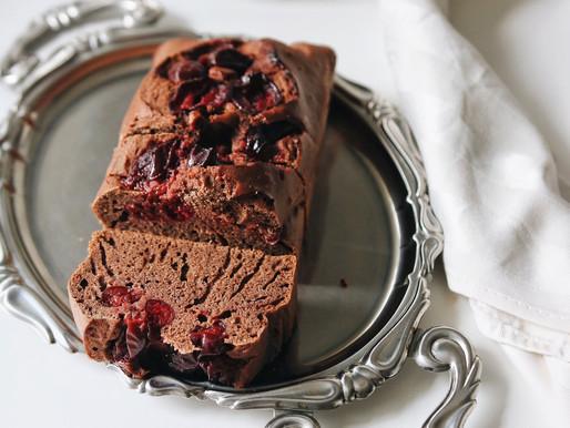 Earl Gray, Chocolate and Plum Cake