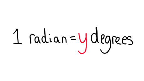 State the value of y.