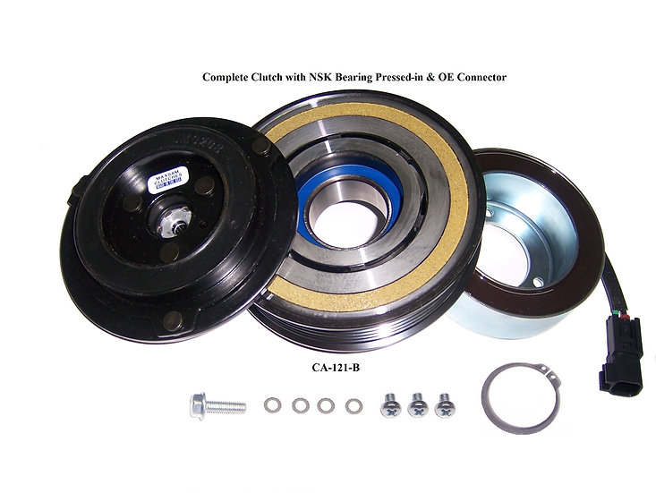 AC Clutch Fits: 2008 - 2011 2.0 L Ford Focus Compressor