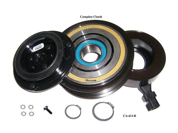 AC Clutch Fits: 2013 RAM 1500 3.6 Liter OE Compressor