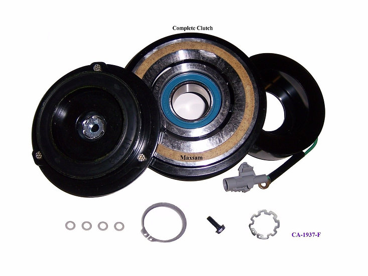 AC Compressor CLUTCH Fits: 2007 - 2009 Toyota Tundra 4.7 Liter
