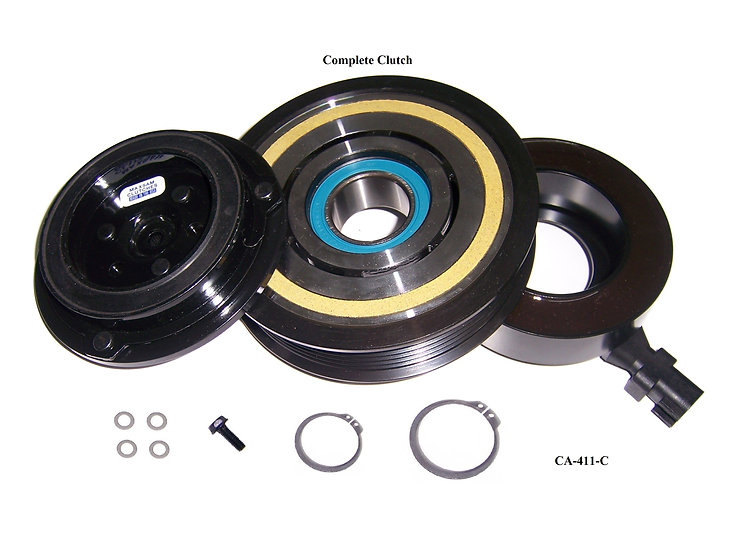 AC Clutch Fits: 2011 – 2013 Dodge Charger 3.6 Liter OE Compressor