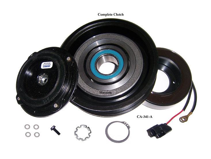 AC Clutch Fits: 2008 – 2012 Honda Accord 2.4 Liter OEM Compressor