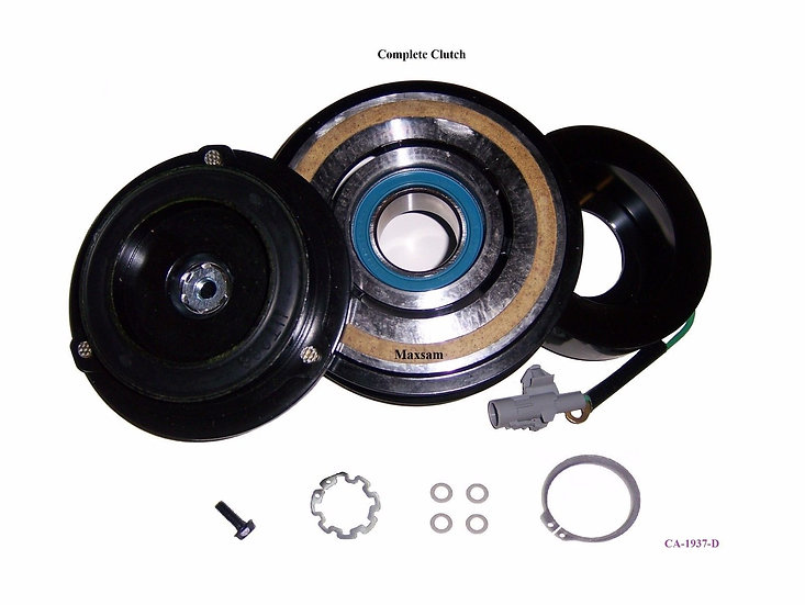 AC Compressor CLUTCH fits: 2001 - 2007 Toyota Sequoia 4.7 Liter