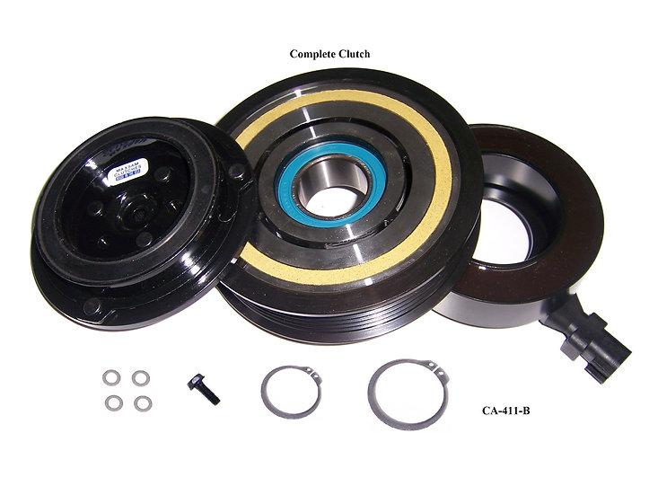 AC Clutch Fits: 2011 – 2014 Dodge Challenger (3.6 Liter) Compressor