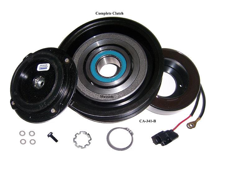 AC Clutch Fits: 2012 – 2015 Honda Crosstour 2.4 Liter OE Compressor