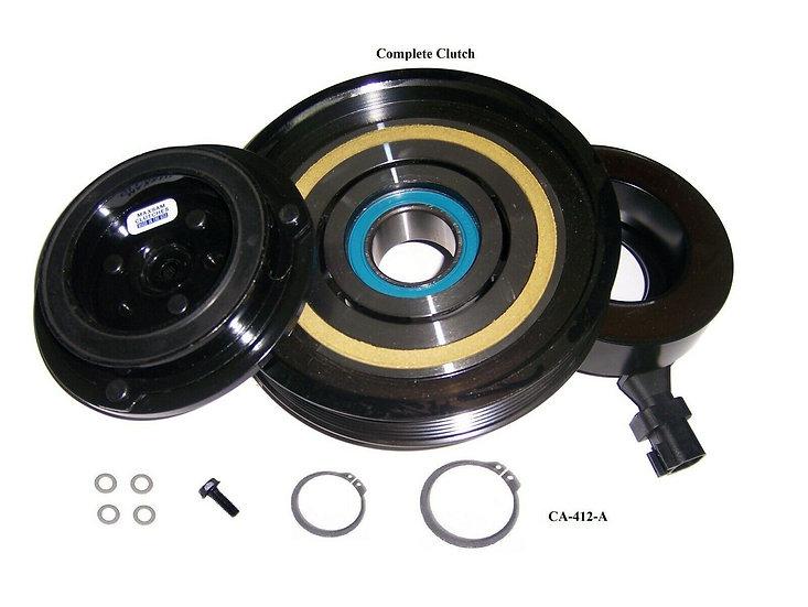 AC Clutch Fits: 2009 – 2012 Jeep Liberty OE Compressor