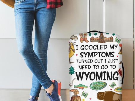 The Girl from Ipanema... or Wyoming.