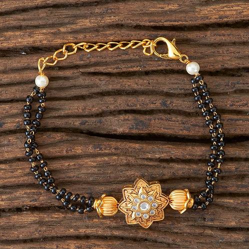 Bracelet classique en plaqué or