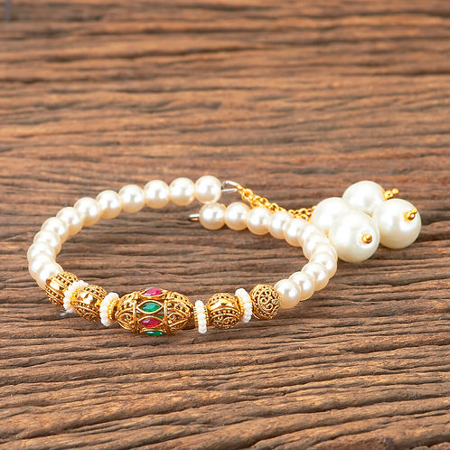Bracelet délicat antique en plaqué or