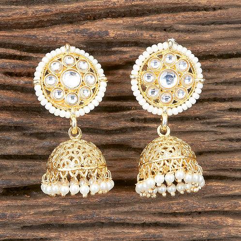 Boucles d'oreilles en plaqué or