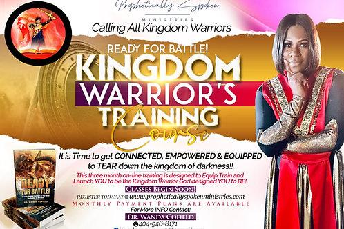 Kingdom Warriors on-line Course