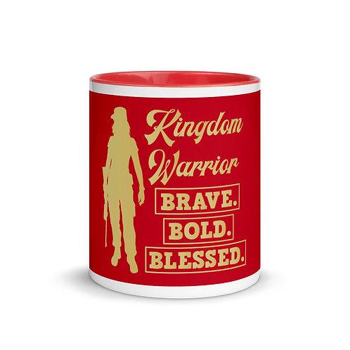 Kingdom Warrior Mug