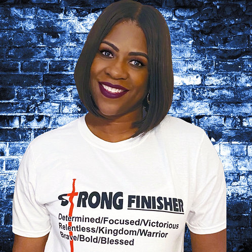 Strong Finisher Shirt