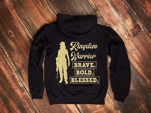 Female Kingdom Warrior Hoodie