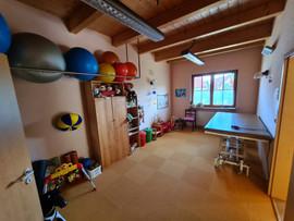 Behandlungszimmer für Kinder