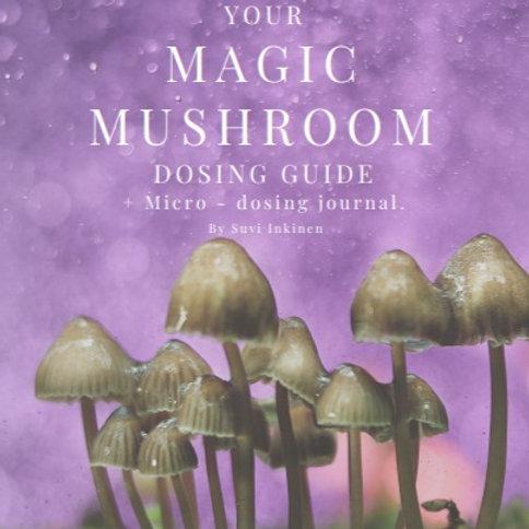 Free Mushroom Dosing Guide