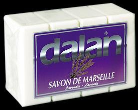Savon de Marseille Lavender 180g x 4 x 1