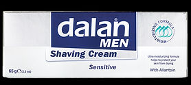 Dalan Man Shaving Cream - Sensitive-65 m