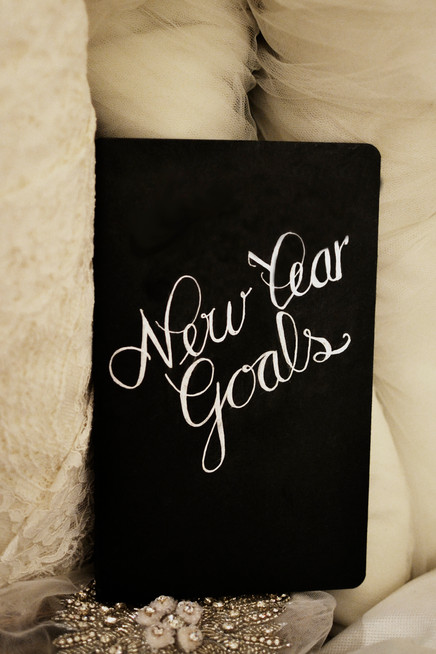 New Year Resolutions, or New Year Goals?