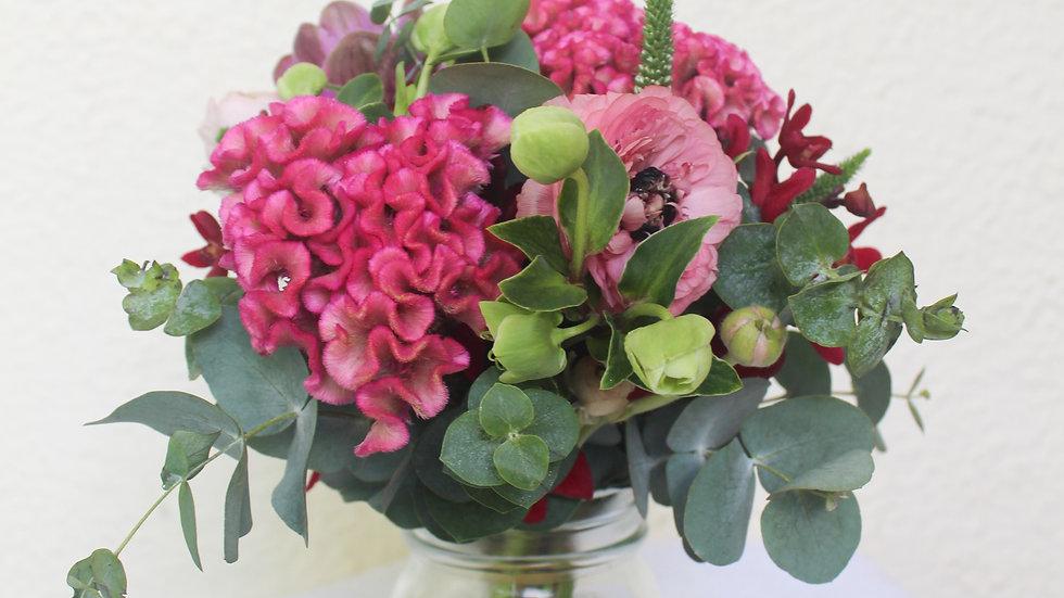 Flower Arrangement MINI - Single Delivery