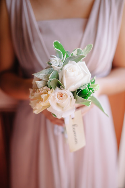 DIY for the bride: A message to the bridesmaids