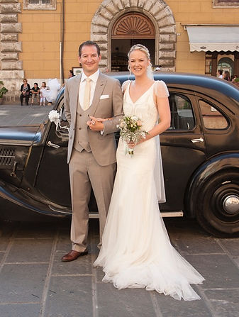 Tabitha & Matt - The Hills of Italy