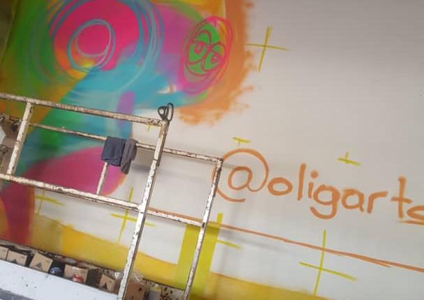 OliGa at Artifex Brewing Company