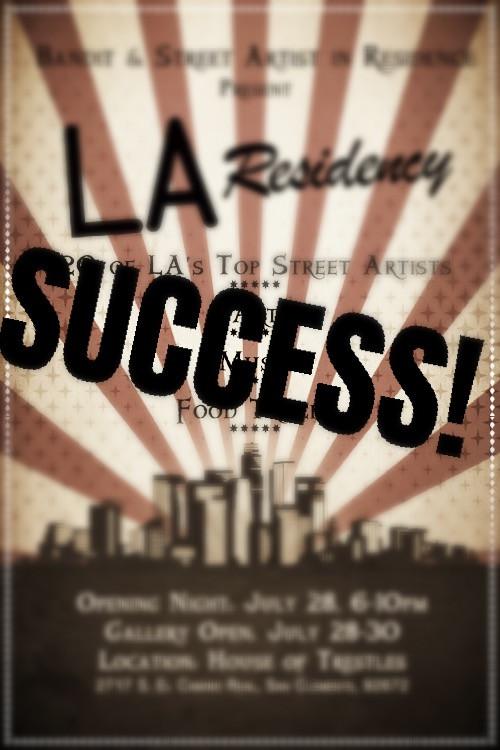 SUCCESS!!