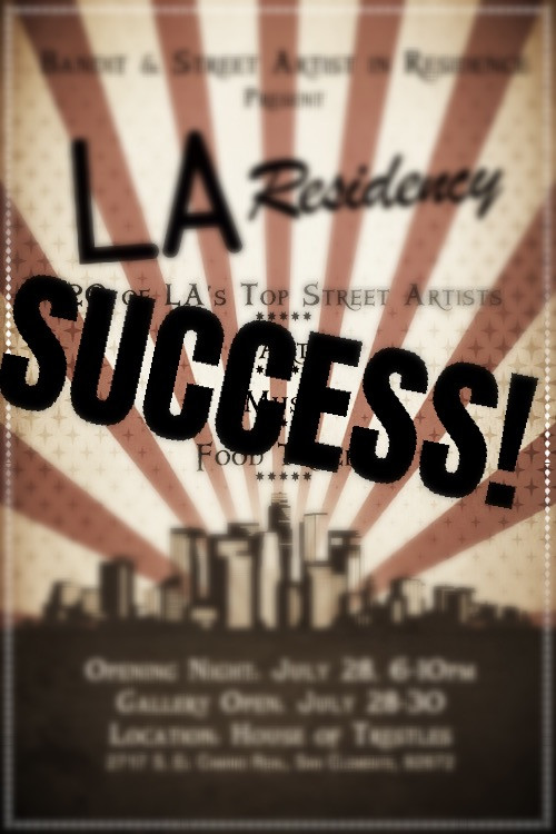 LA Residency: An Epic Success