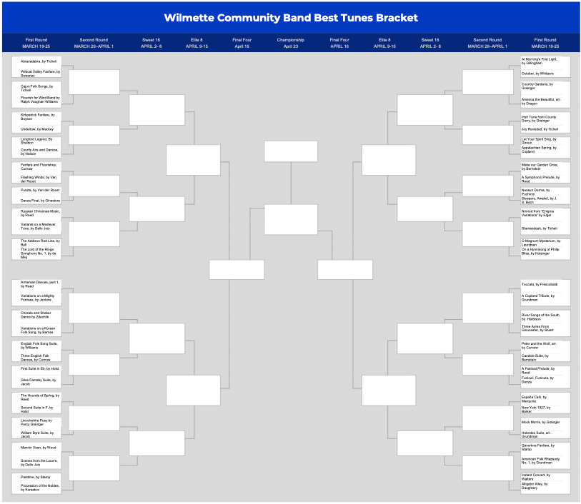 WCB BEST TUNES OF ALL TIME BRACKET PIC.j